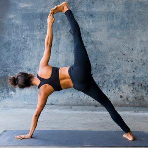 Pilates y Yoga
