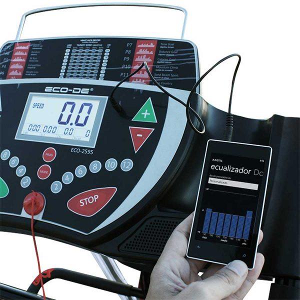 Cinta de correr Eco 2595 panel