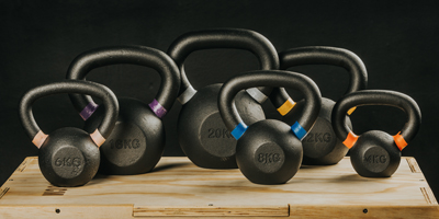 Kettlebell Cross training Viok Sport