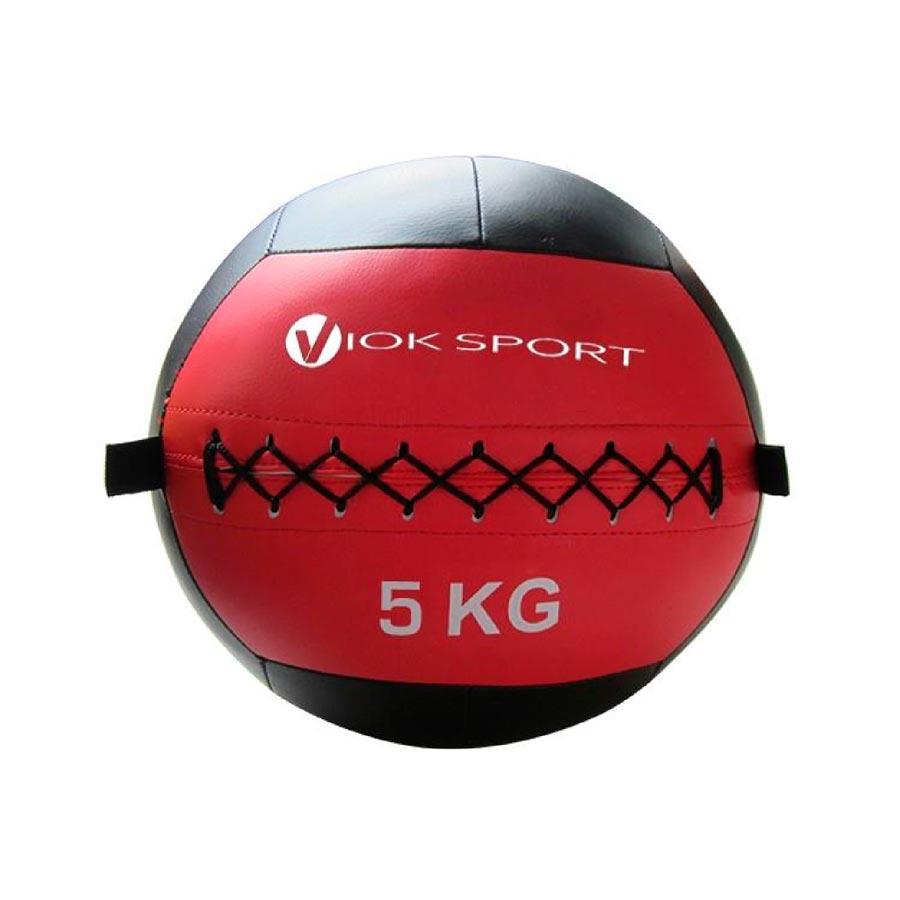 Balón medicinal Wall Ball 5 Kg. Viok Sport