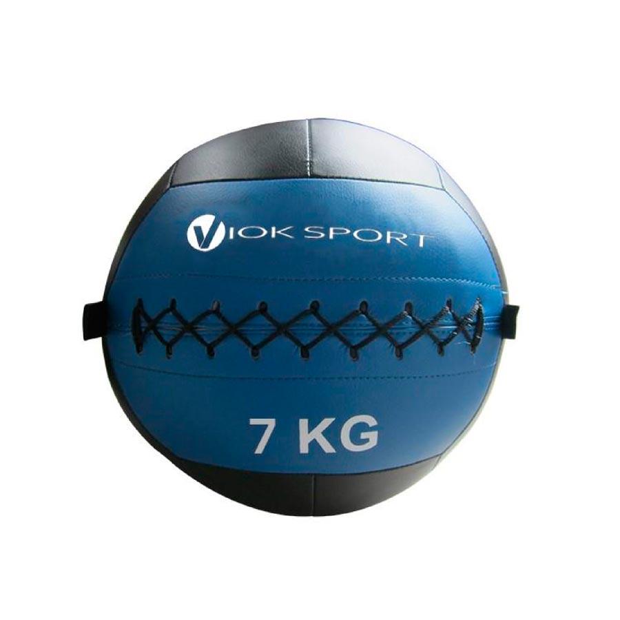 Balón medicinal Wall Ball 7 Kg. Viok Sport