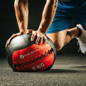 Balon Medicinal 5 kg cross training