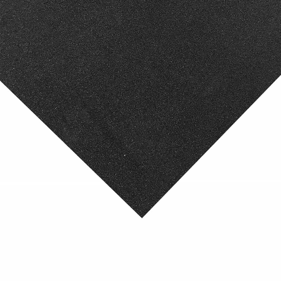 Suelo de caucho de gimnasio en loseta (50x50m)