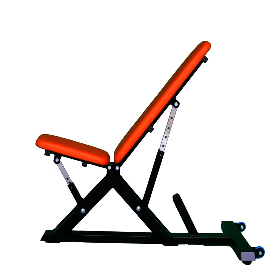 Banco de musculación reclinable