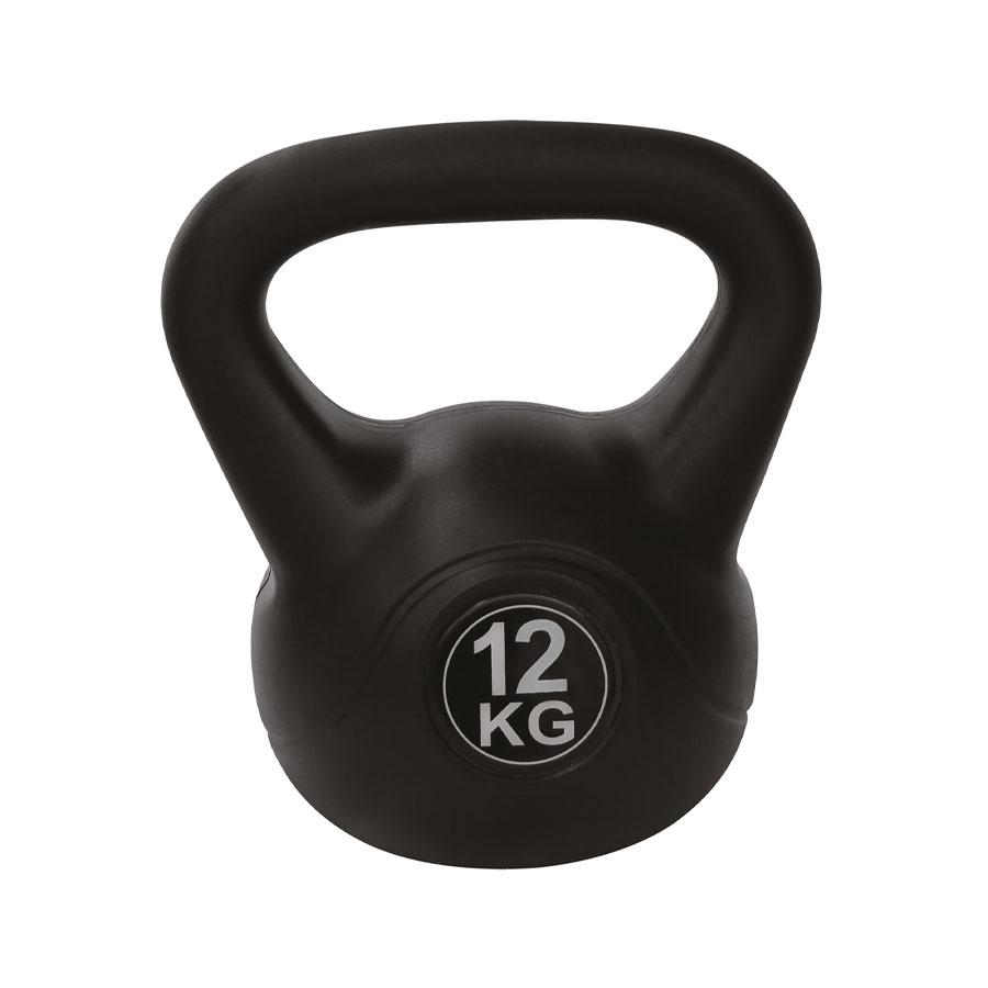 Kettlebell Pesa rusa 12 kg PVC