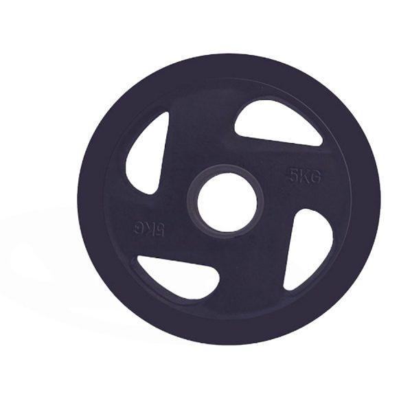 disco olimpico con agarre