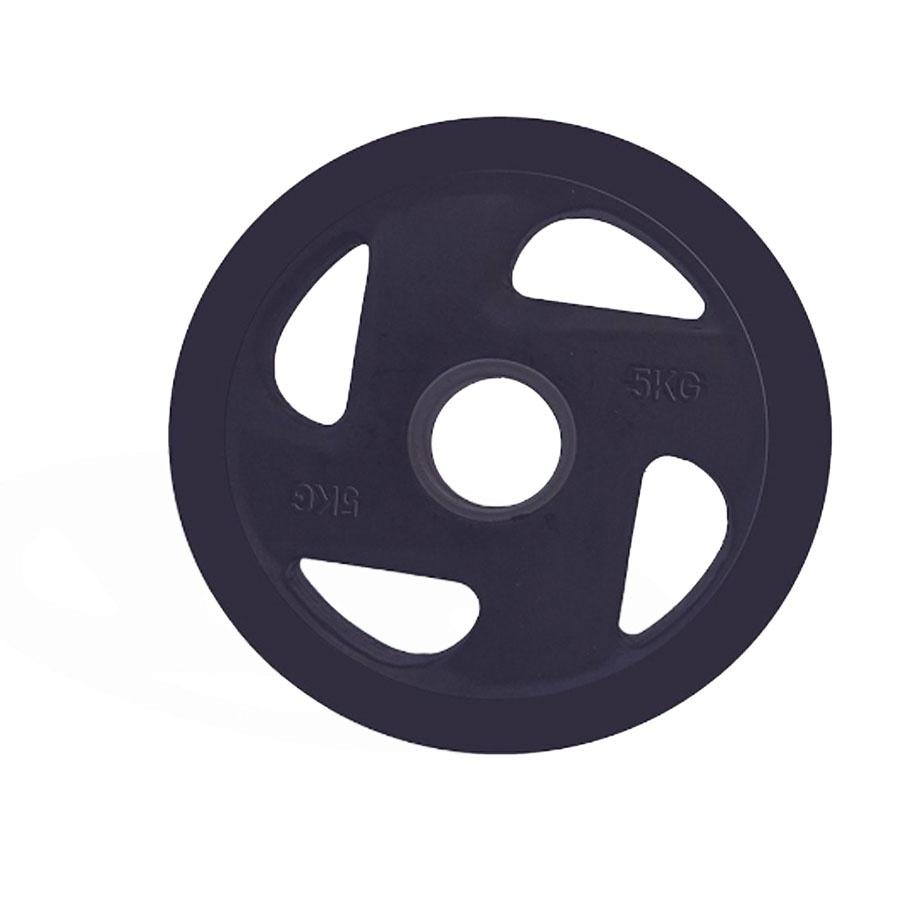 Discos olímpico con agarre
