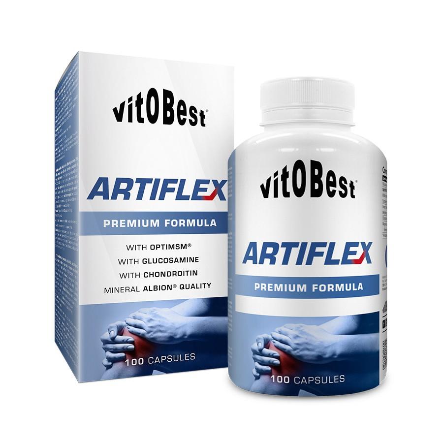 Artiflex 100 Caps.