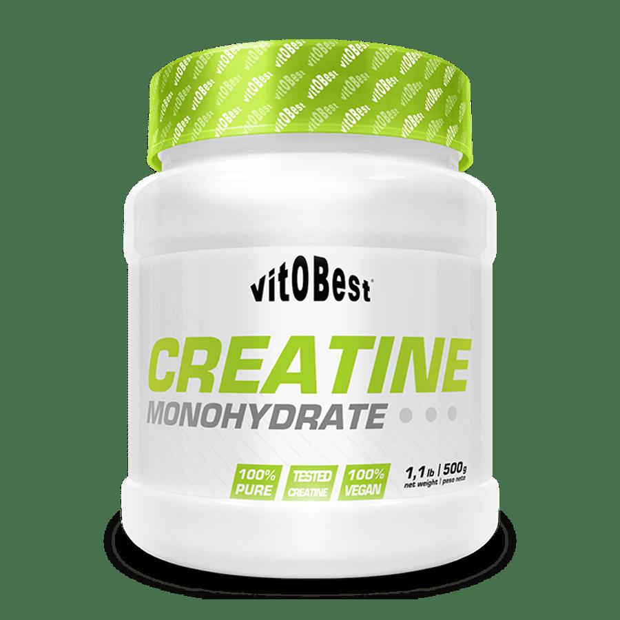 Creatine Monohydrate (Creapure) 500g
