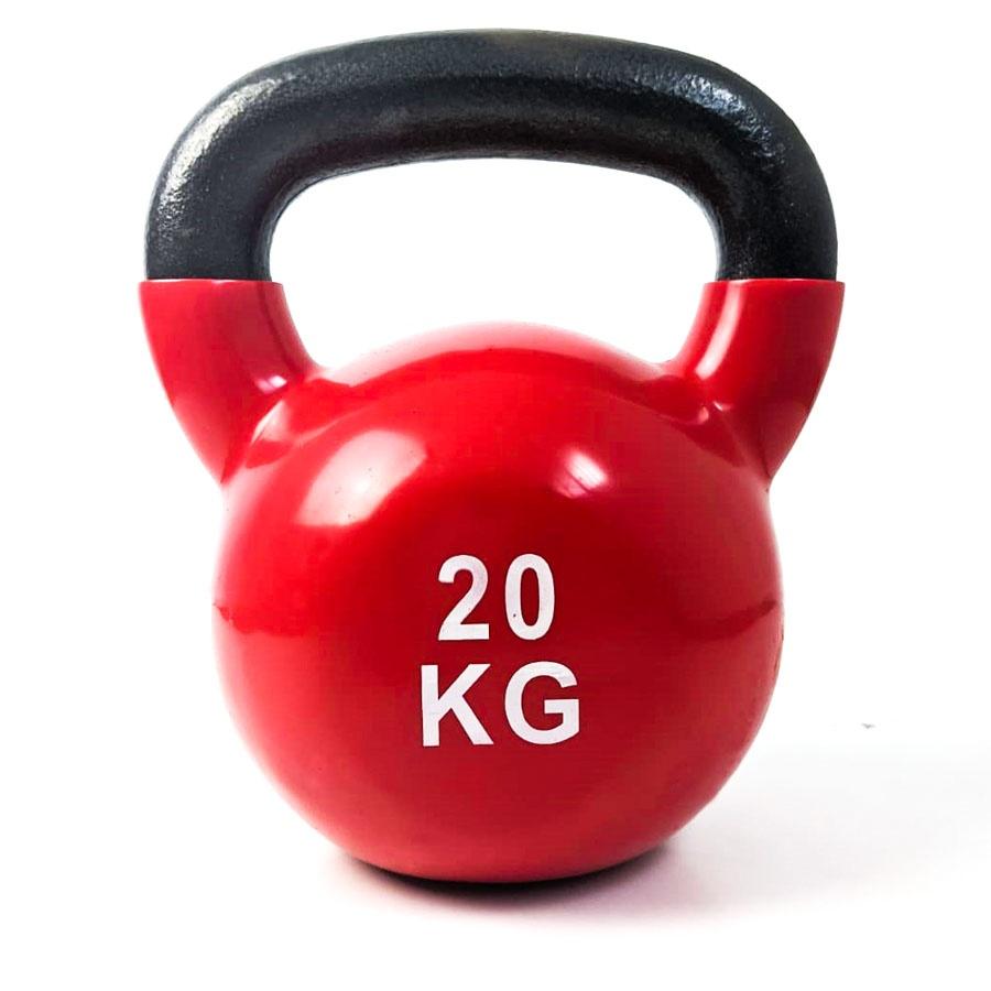 Kettlebell Pesa Rusa 20kg Vinilo