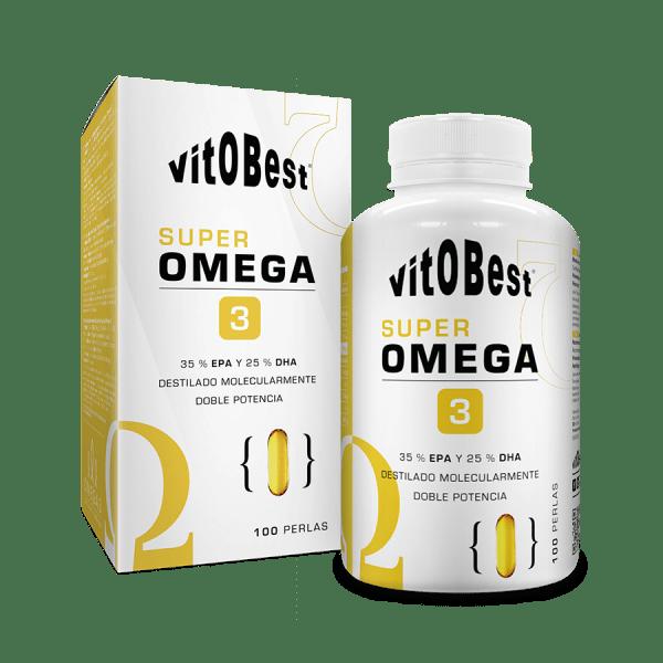 Super omega 3 100 perlas