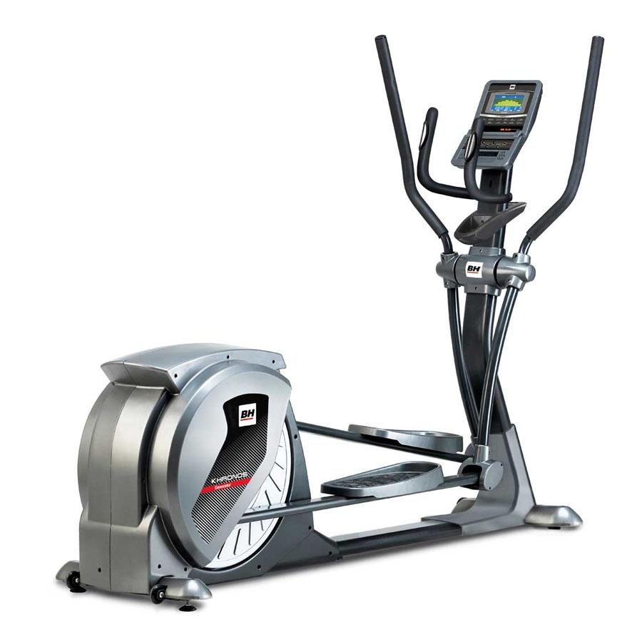 Bicicleta Elíptica BH Khronos Generador G260