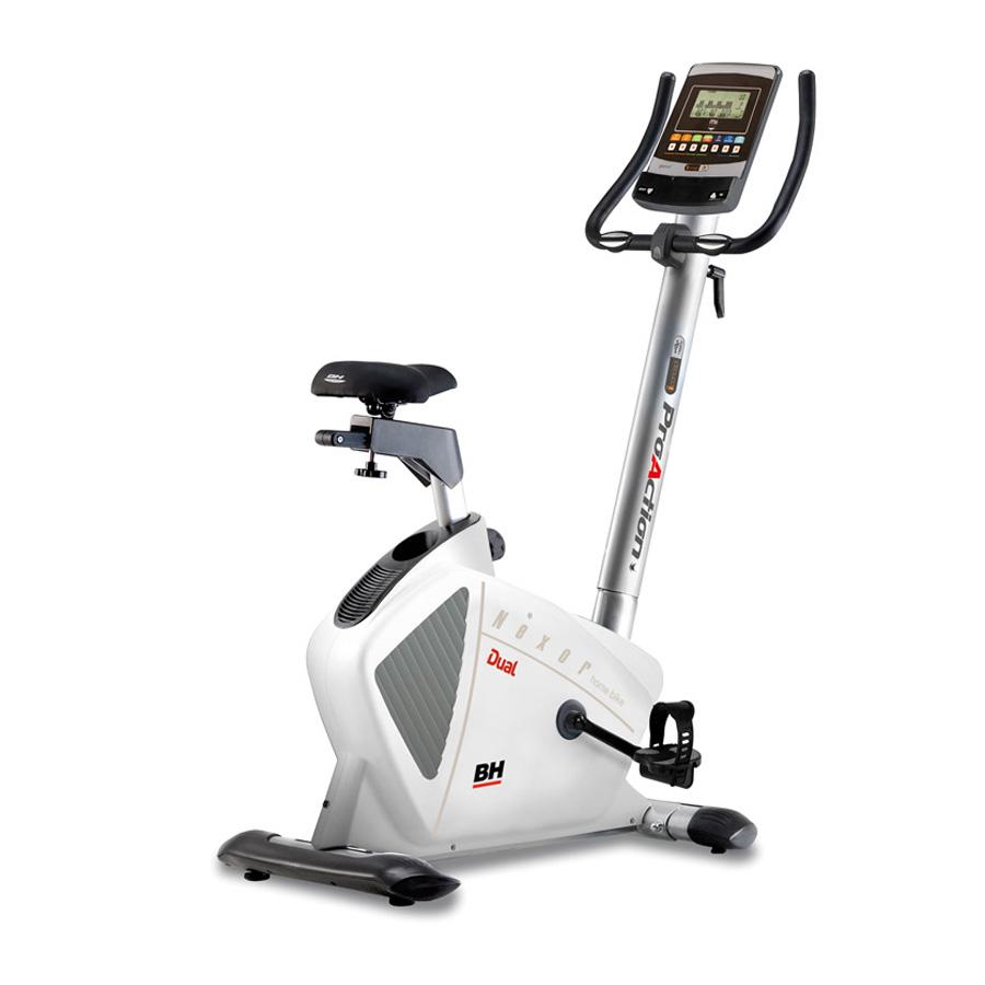Bicicleta Estática BH Nexor Dual H1065L