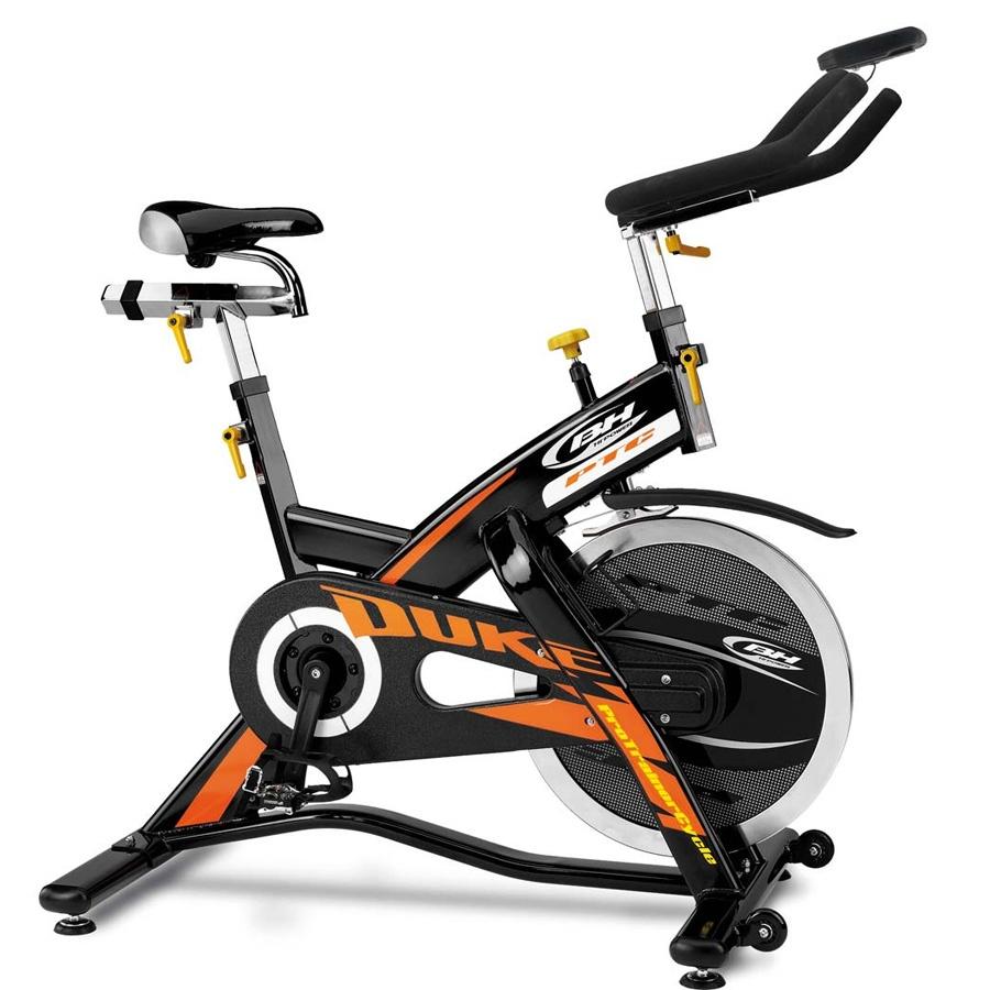 Bicicleta Spinning BH Duke Electronico H920E