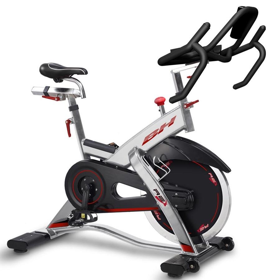 Bicicleta Spinning BH Rex Electronico H921E