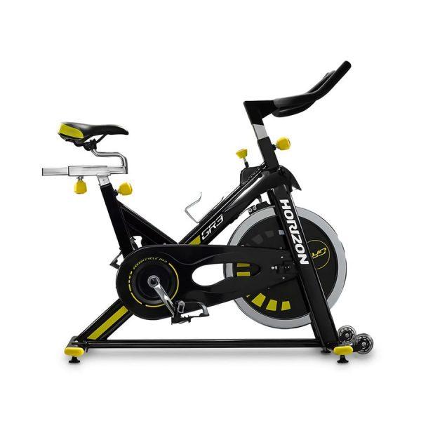 Bicicleta de spinning casa