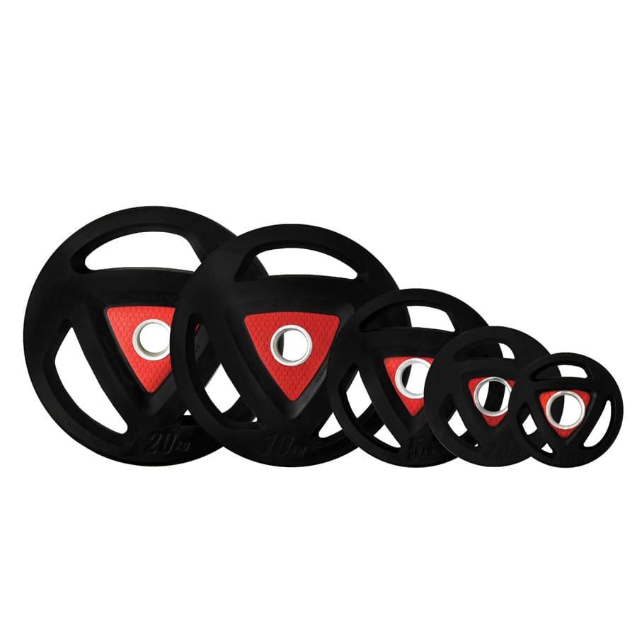 Discos con agarre de alta resistencia